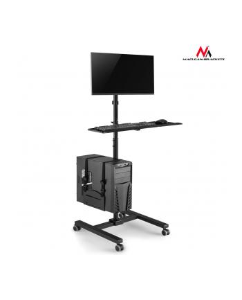 MACLEAN MC-793 Maclean MC-793 Profesjonalny stand wózek mobilne stanowisko CPU 20kg 17-32