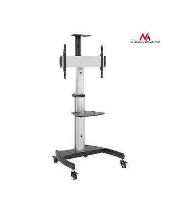 MACLEAN MC-801 Maclean MC-801 Profesjonalny stand wózek aluminiowy max 50kg max VESA 600x400