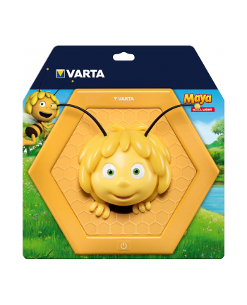 VARTA LAVA 15633 MAYA WALL LIGHT (+3xAA) VARTA