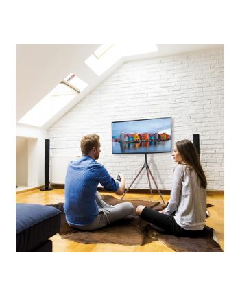 TECHLY 105209 Techly Uniwersalny stojak trójnogi do TV LCD/LED/Plazma 45-65 35kg VESA