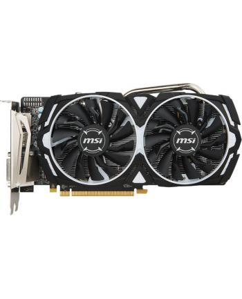 MSI RX 570 ARMOR 8G OC MSI Radeon RX 570 ARMOR 8G OC, 8GB GDDR5, DL-DVI-D/HDMI/DP*3/ATX
