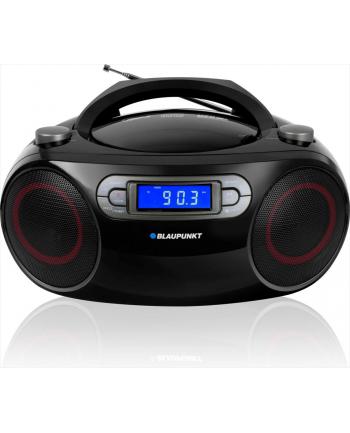 BLAUPUNKT BB18BK Boombox Blaupunkt BB18BK FM PLL/CD MP3 USB CLOCK/ALARM