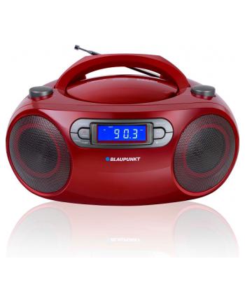 BLAUPUNKT BB18RD Boombox Blaupunkt BB18RD FM PLL/CD MP3 USB CLOCK/ALARM