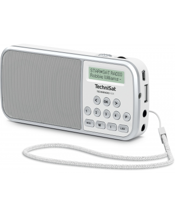 technisat TCS 0001/3922 TECHNIRADIO RDR, biały