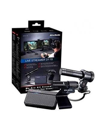 AVERMEDIA 61BO311S00AL AverMedia Live Streamer BO311S zestaw do streamowania