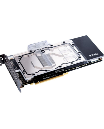 INNO3D C208SB-08D6X-1180FROS INNO3D GeForce RTX 2080 SUPER iChill Frostbite, 8GB GDDR6, HDMI, 3xDP