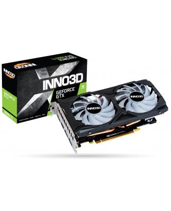 INNO3D N166T2-06D6X-1710VA15LB INNO3D GeForce GTX 1660 TI TWIN X2 OC RGB, 6GB GDDR6, HDMI, 3xDP