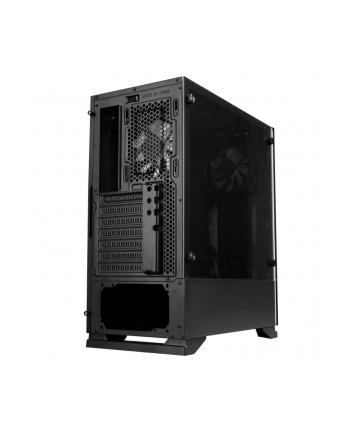 ZALMAN S5_case_black Zalman S5 Black ATX Mid Tower PC Case