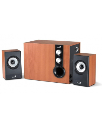 KYE 31730012400 Genius Głośniki SW-HF2.1 1205 II, drewniane, 32W