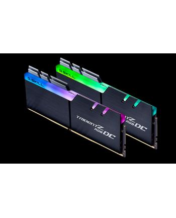 G.SKILL F4-3000C14D-64GTZDC-TPT G.Skill Trident Z RGB Pamięć DDR4 64GB (2x32GB) 3000MHz CL14 1.35V XMP 2.0