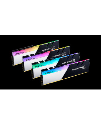 G.SKILL F4-3800C14Q-32GTZN G.Skill Trident Z Neo (AMD) Pamięć DDR4 32GB (4x8GB) 3800MHz CL14 1.5V XMP 2.0