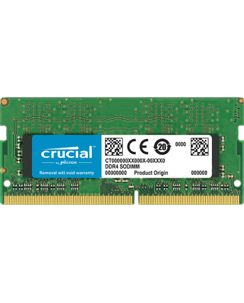 CRU CT4G4SFS632A Crucial 4GB DDR4 3200MHz CL22 SODIMM