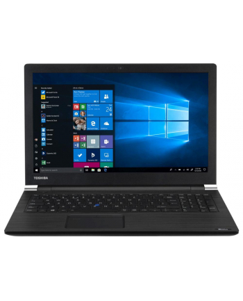 toshiba europe TOSHIBA PT5A1E-10R01NPL Toshiba Tecra A50-EC-18R Intel Core i7-8550U(BGA), DDR4 2400 8GB + None, M.2 512
