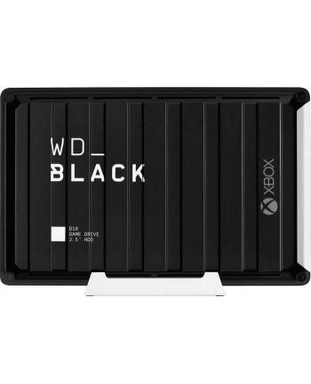 western digital WD BLACK D10 GAME DRIVE FOR XBOX 12TB USB 3.2 3,5Inch Black RTL