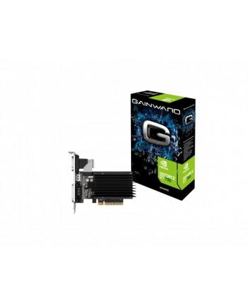 gainward europe GAINWARD 426018336-3224 GAINWARD GeForce GT 730 SilentFX, 2GB DDR3 (64 Bit), HDMI, DVI, VGA