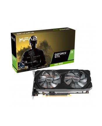 KFA2 60SRL7DSY91K KFA2 GeForce GTX 1660 SUPER 1-Click OC, 6GB GDDR6, DUAL FAN, DP, HDMI, DVI-D