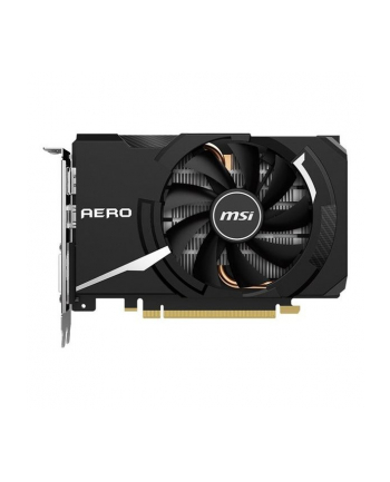 MSI GTX 1650 SUPER AERO ITX OC MSI GeForce GTX 1650 SUPER AERO ITX OC, 4GB DDR6, DP, HDMI