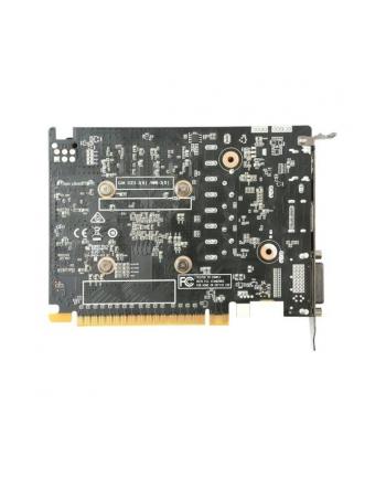 ZOTAC ZT-P10510A-10LX ZOTAC GeForce GTX 1050 Ti Mini 128bit 4GB GDDR5 DVI-D, HDMI, Display Port 1.4