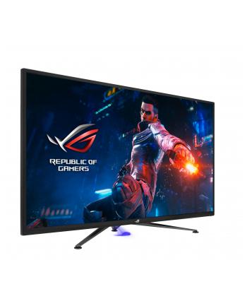ASUS ROG Swift PG43UQ DSC Gaming Monitor 43inch 4K UHD 3840x2160 144Hz G-Sync DSC DisplayHDR 1000 DCI-P3 90 Shadow Boost