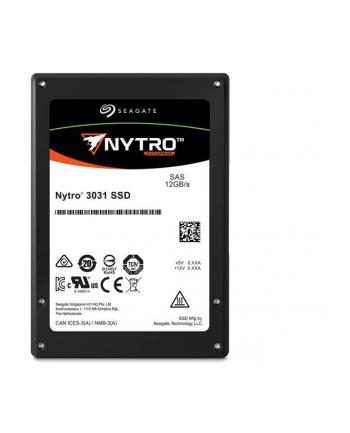 SEAGATE Nytro 3331 SSD 7680GB SAS 2.5inch NO ENCRYPTION