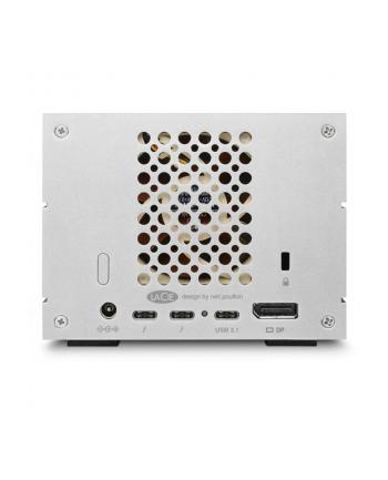 LACIE 2big Dock 32TB Thunderbolt 3 USB 3.1