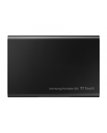 SAMSUNG Portable SSD T7 Touch 2TB extern USB 3.2 Gen.2 metallic black