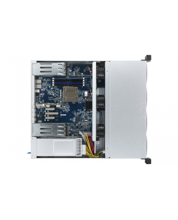 qnap systems QNAP TS-1886XU-RP-D1622-8G 12 +6-Bay TurboNAS SATA 6G Xeon D-1622 8GB ECC RAM 4-LAN built0in 2 10Gb SFP+ 40Gb network-ready iSCSI