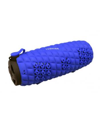 Wodoodporny Głośnik Bluetooth Toshiba TY-WSP80, niebieski