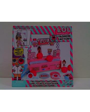 mga entertainment LOL Surprise! Fashion Factory Game p3 555117