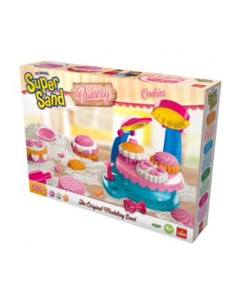 GOLIATH Piasek do modelowania Super Sand Bakery Cookies p6 83340
