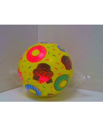 mondo Piłka gumowa 230mm - Lody i donuty