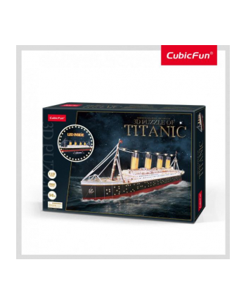 dante Puzzle 3D LED Titanic 20521
