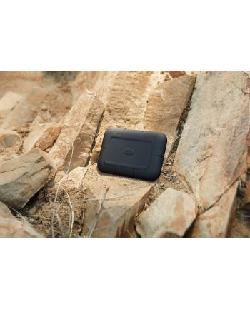 lacie Dysk zewnętrzny Rugged SSD Pro 2 TB USB-C STHZ2000800