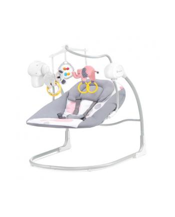 Kinderkraft Bujaczek elektryczny MINKY pink