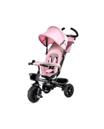 Kinderkraft rowerek trójkolowy AVEO pink