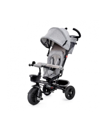 Kinderkraft rowerek trójkolowy AVEO gray