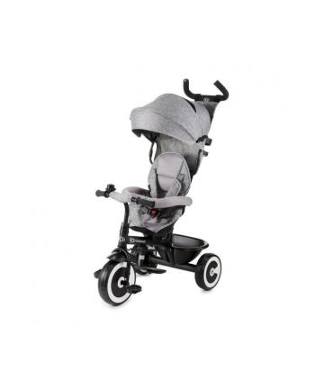 Kinderkraft rowerek trójkolowy ASTON grey