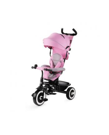 Kinderkraft rowerek trójkolowy ASTON pink