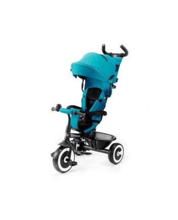 Kinderkraft rowerek trójkolowy ASTON turquoise