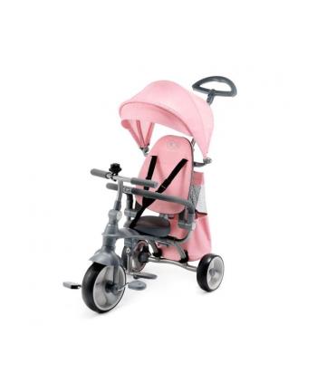 Kinderkraft rowerek trójkolowy Jazz pink
