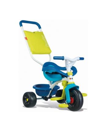 Rowerek trójkołowy Be Fun niebieski 740405 SMOBY