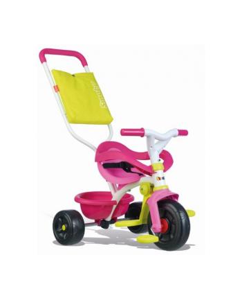 Rowerek trójkołowy Be Fun różowy 740406 SMOBY