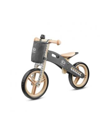 Kinderkraft Rowerek biegowy Runner Nature z akcesoriami