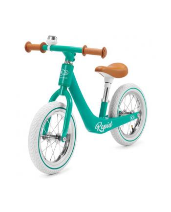 Kinderkraft Rowerek  biegowy magnesium RAPID midnight green