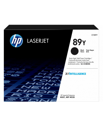 hp inc. Toner 89Y Black CF289Y
