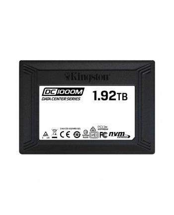 kingston Dysk SSD SEDC1000M/1920G