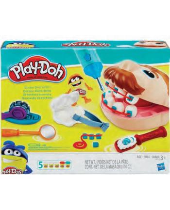 Play-Doh Doktor DENTYSTA B5520 p4 HASBRO