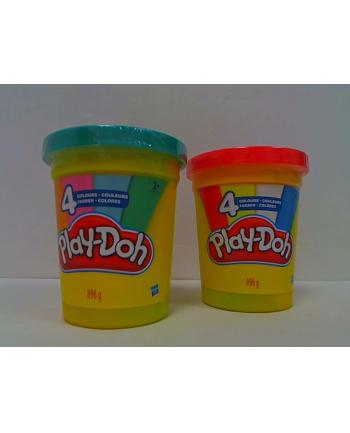 Play-Doh Supertuba 4 kolory p4 E5045 HASBRO