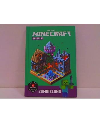 egmont Książka Minecraft. Zbuduj! Zombieland