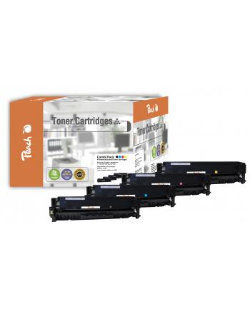 PEACH Toner MP compatible with HP 305A - CE410A, CE411A, CE412A, CE413A